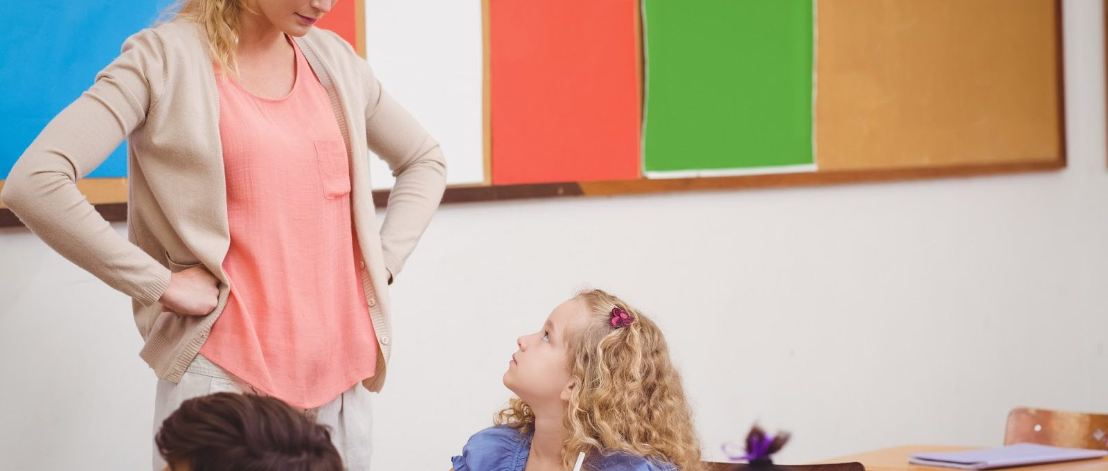 Classroom management strategies: how to handle disruptive